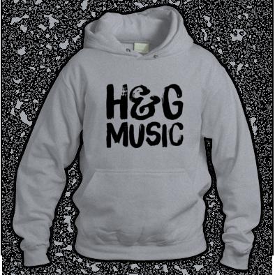 H&G Music Hoodie