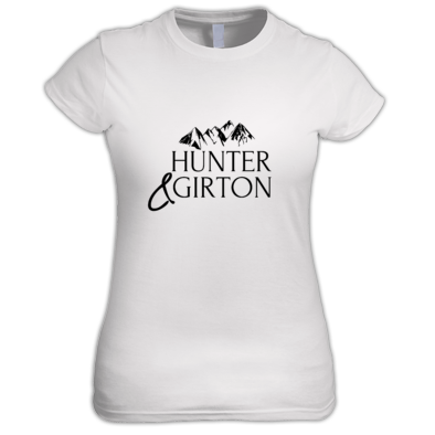 Hunter & Girton - Mountain Women's Tee