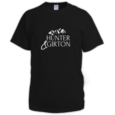 Hunter & Girton - Mountain Men's Tee