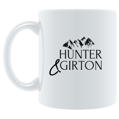 Hunter & Girton - Mountain Mug