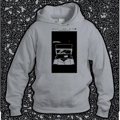 Black on Grey