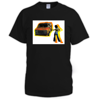 Super-Tugger Get in the Van