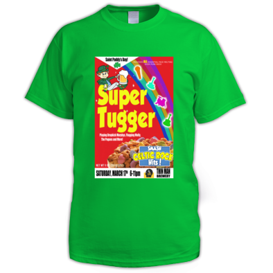 Super-Tugger Saint Paddy's Day