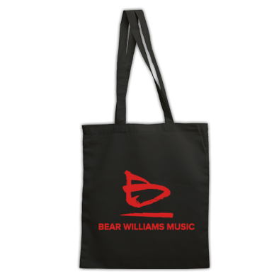 Bear Williams Tote Bag