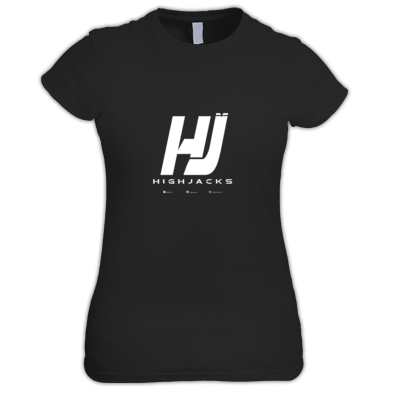 "Highjacks ""HJ"" Logo Women"