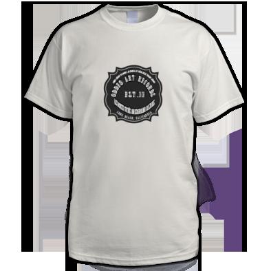 Oddeo Art Records  Logo T Shirt