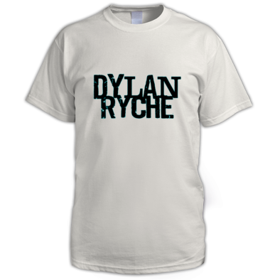 Dylan Ryche Logo - White Men's T-Shirt