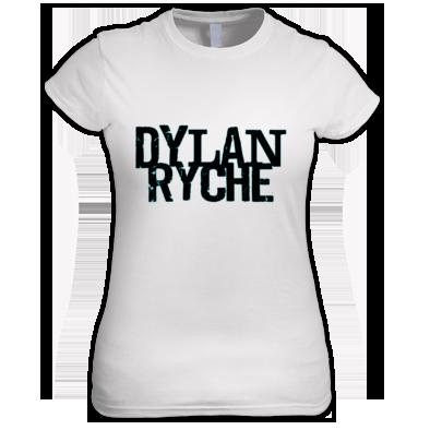 Dylan Ryche Logo - White Women's T-Shirt
