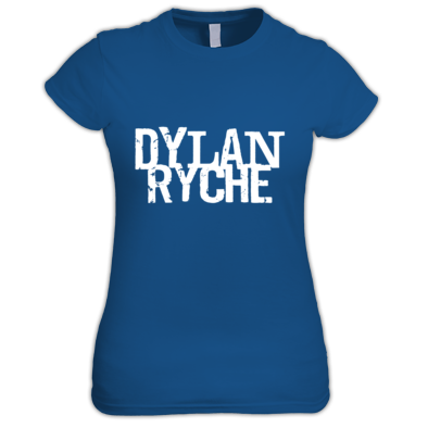 Dylan Ryche Logo - Women's T Shirt (various colours)