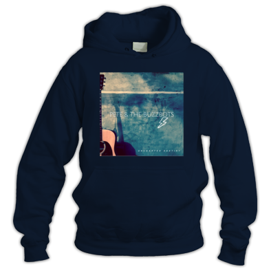 Pete & the Buzzbots Stay Warm Hoodie
