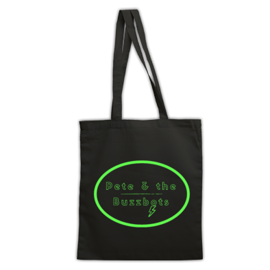 Pete & the Buzzbots Handy Tote Bag