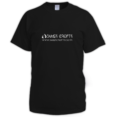 James Crofts T-Shirt (Male)