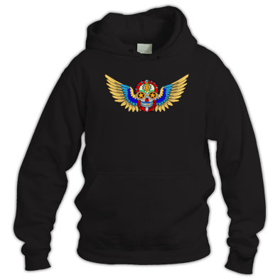 The Funk Has Wings Hoodie