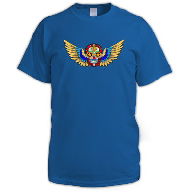 The Funk Has Wings Mens Tee