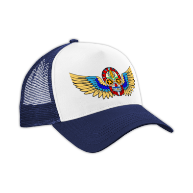 The Funk Has Wings Trucker Hat