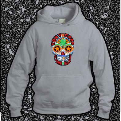 Funk Allstars Skull Hoodie