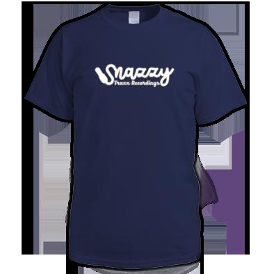 SNAZZY (WHITE) LOGO