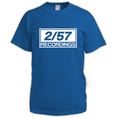 2/57 Recordings Logo T-Shirt