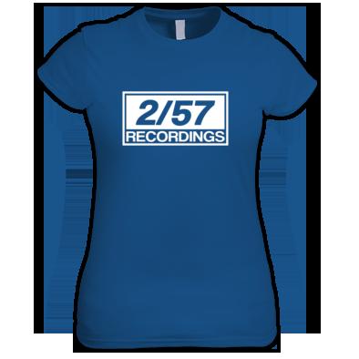 2/57 Recordings Logo T-Shirt