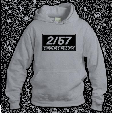 2/57 Recordings Logo Hoodie
