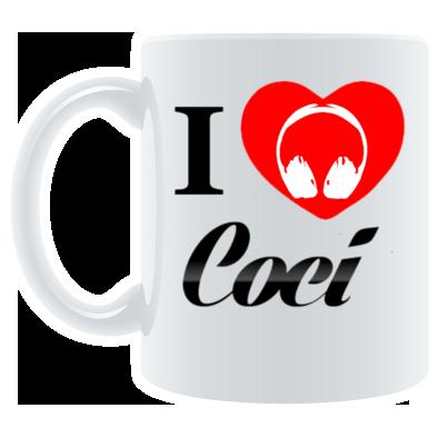 I Heart Coci