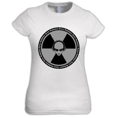 Sonic Radiation Women's Shirt [Official Logo]
