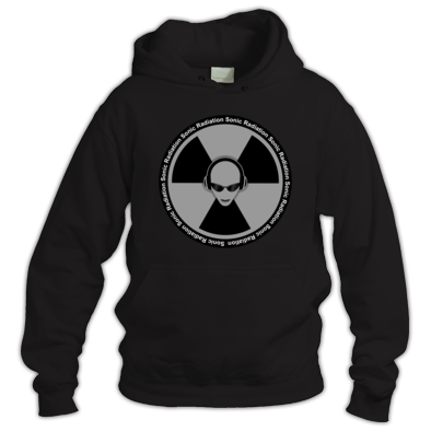 Sonic Radiation Hoodie [Official Logo]