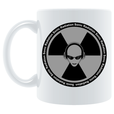 Sonic Radiation Mug [Official Logo]