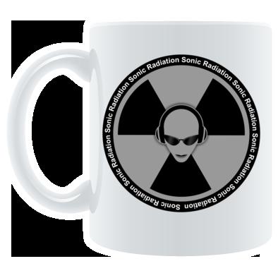 Sonic Radiation Mug [Official Logo]
