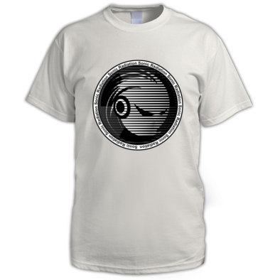 Sonic Radiation Men's Shirt [Mixides Logo]