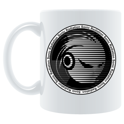 Sonic Radiation Mug [Mixides Logo]