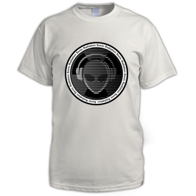 Sonic Radiation Men's Shirt [Dimixides Logo]