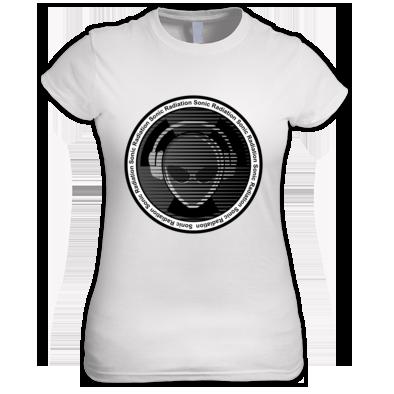 Sonic Radiation Women's Shirt [Dimixides Logo]