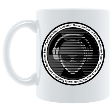 Sonic Radiation Mug [Dimixides Logo]