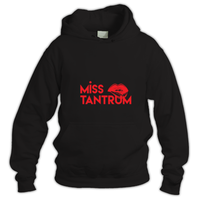 Hoodie (Logo large one colour)