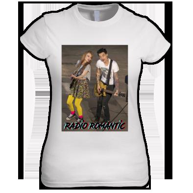 Radio Romantic Joe and Ruth Ladies T Shirt