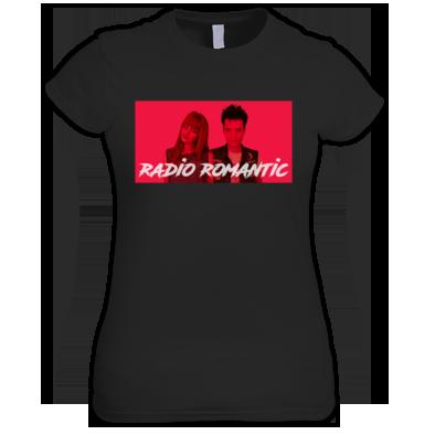 Radio Romantic Joe and Ruth Mens T Shirt