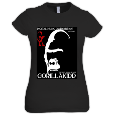 GORILLAKIDD FEMALE TEE