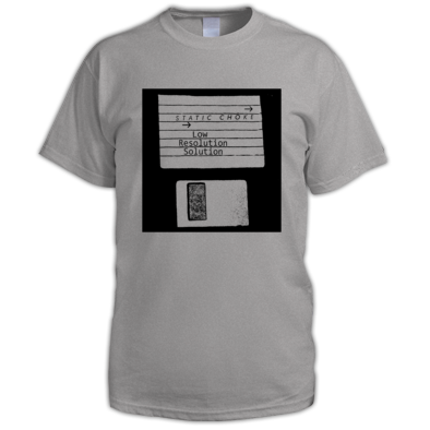 Low Resolution Solution T-Shirt