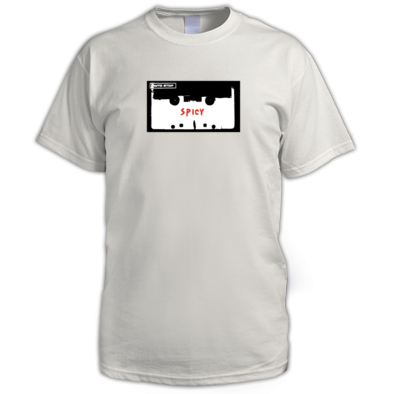 Spicy Cassette T-Shirt