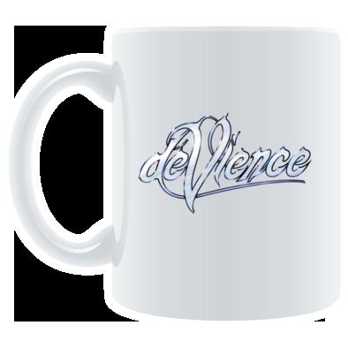 Mug with Silver Logo