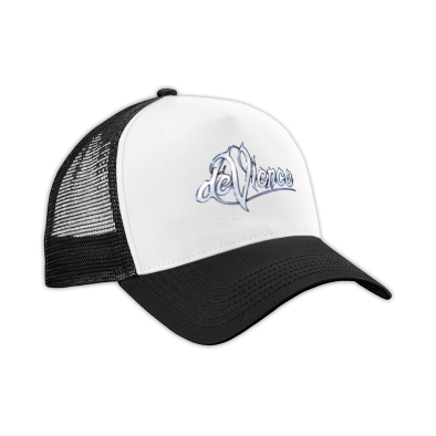 Cap with Silver Logo