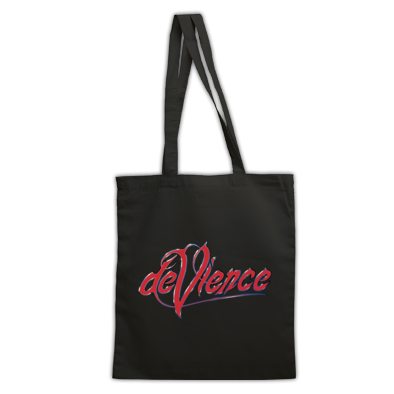 Bag with Red Logo