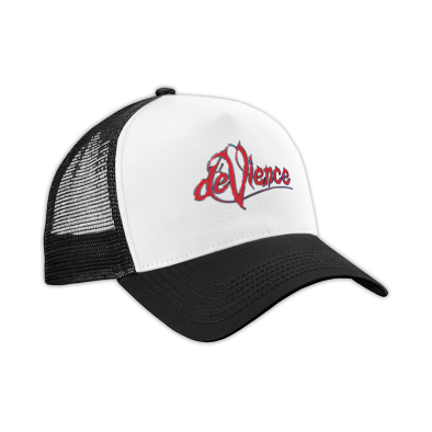Cap with Red Logo