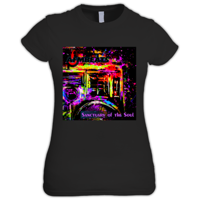 "AFMBeats's ""Sanctuary of the Soul"" Album Art T-Shirt (Women)"
