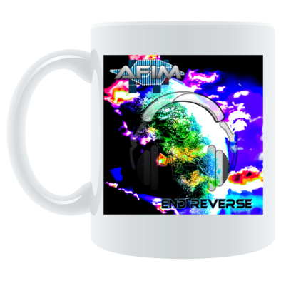 "AFIM ""End Reverse"" Album Cover Mug"