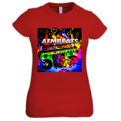 AFMBeats 2010 Theme Logo T-Shirt (Women)