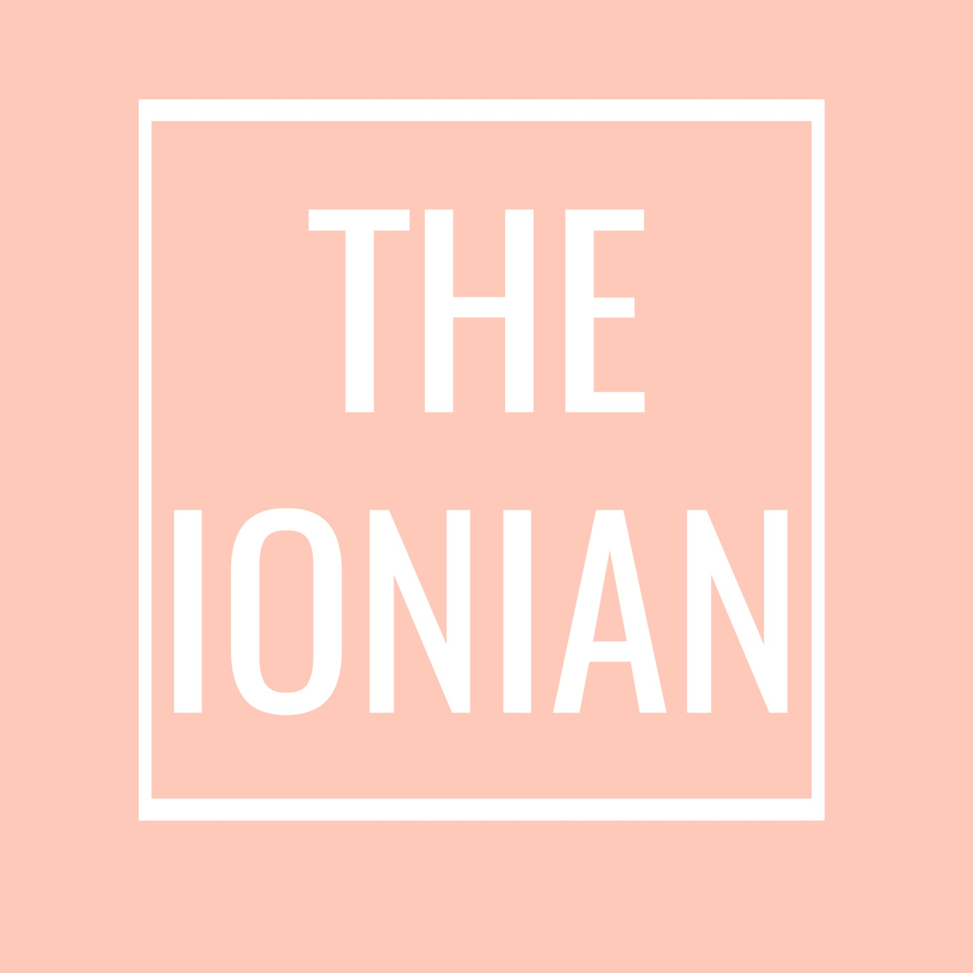 The Ionian