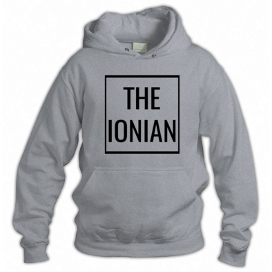 IONIAN HAT - BLACK LOGO