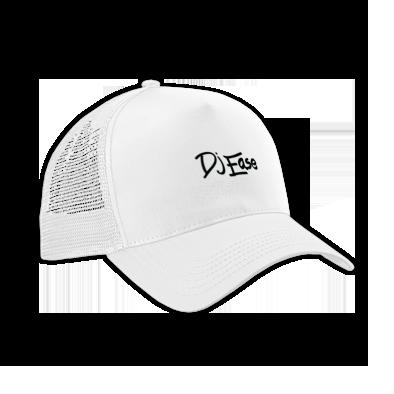 Dj Ease Large Black Logo Cap